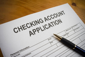 You are only aware of being reported to ChexSystems once a bank denies your checking account application