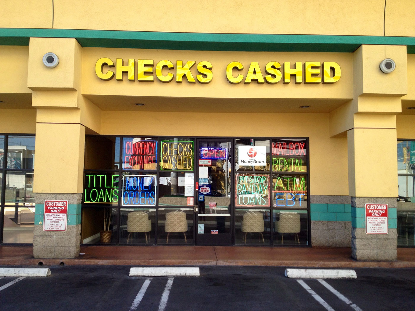 All About Check Cashing Stores And Some Surprising Alternatives